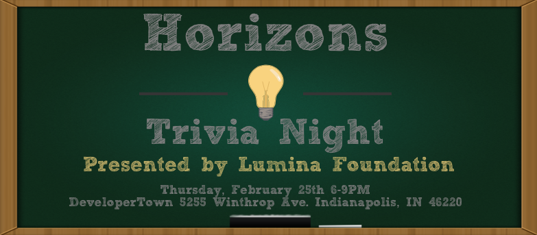 Trivia Logo with Lumina